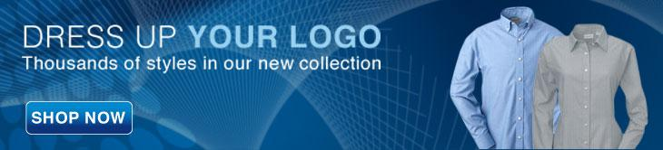Dress Up Your Logo - Corporate Apparel